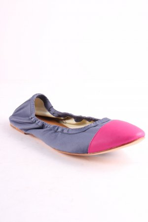 & other stories Ballerinas magenta-stahlblau Casual-Look