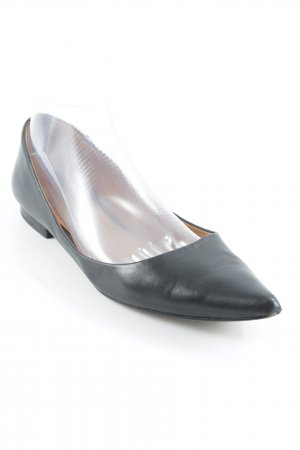 & other stories Ballerinas with Toecap black business style