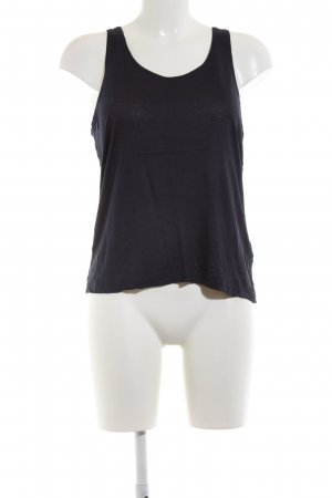 & other stories Basic Top black casual look