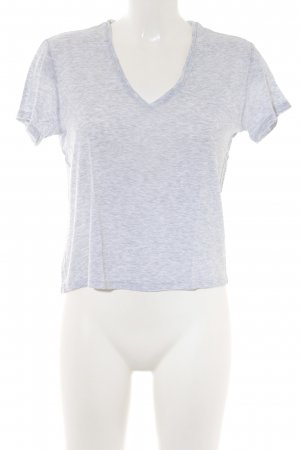 & other stories Basic Top hellgrau Casual-Look