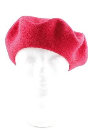 & other stories Beret red Paris-Look
