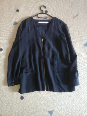 & other stories Blazer in jersey nero Seta