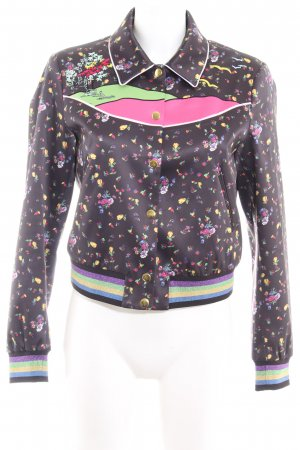 & other stories Blouson floral pattern casual look