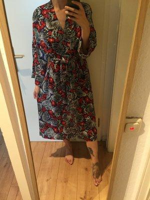 & Other Stories Blumen Kimono Kleid Mantel neu!