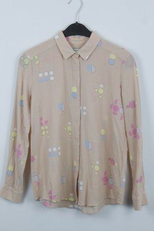 & other stories Camicia blusa multicolore Cotone