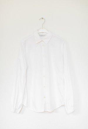 & Other Stories Bluse weiß Gr. 36 Vintage Look Hemd Blogger