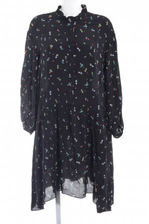 & other stories Blusenkleid Blumenmuster Casual-Look