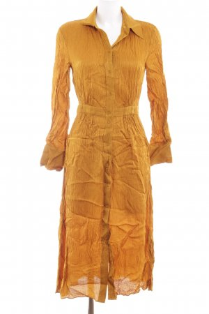 & other stories Abito blusa giallo-oro stile casual