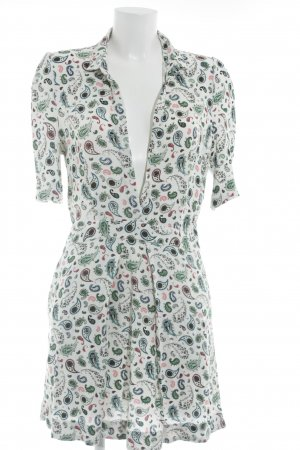 & other stories Blouse Dress paisley pattern casual look