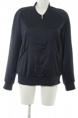 & other stories Bomberjack blauw casual uitstraling