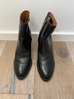 & other stories Korte laarzen zwart