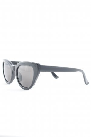 & other stories Butterfly Brille schwarz Casual-Look
