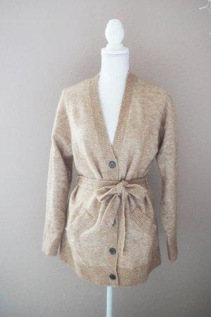& other stories Cardigan tricotés marron clair-beige