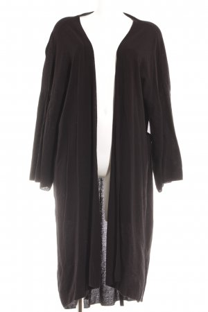 & other stories Cardigan schwarz schlichter Stil