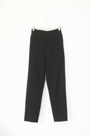 & Other Stories Chino Tailored Pants Hose in schwarz Gr. 36 High Waist