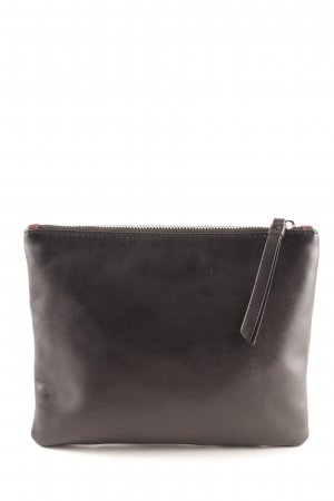 & other stories Borsa clutch ruggine-nero stile casual