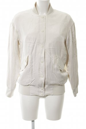 & other stories College Jacket natural white-cream casual look