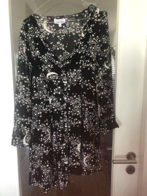 &Other Stories Crescent Kleid Dress Schwaz Stern 36 Wie NEU