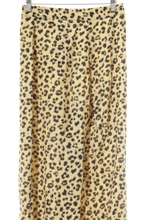 & other stories Pantalone culotte Stampa leopardata stile stravagante