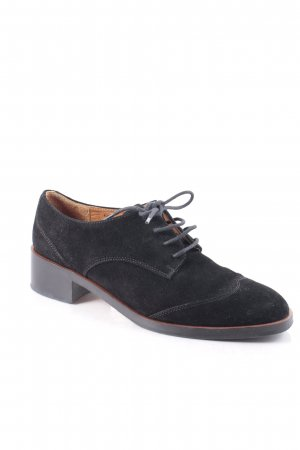 & other stories Scarpa Derby nero stile boyfriend