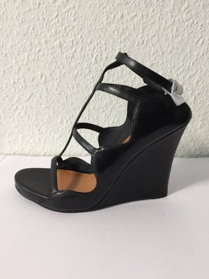 & other stories Echtledersandaltten schwarz 39 NEU