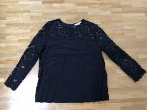 &other Stories feine spitzen Bluse Blogger XS 36 S
