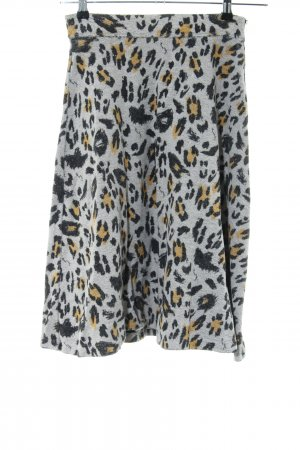 & other stories Flared Skirt allover print casual look
