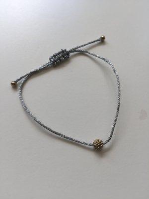 & other Stories gold/silberes Armband Modeschmuck