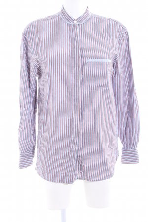 & other stories Hemd-Bluse Streifenmuster Casual-Look