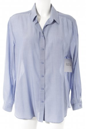 & other stories Hemd-Bluse himmelblau Casual-Look