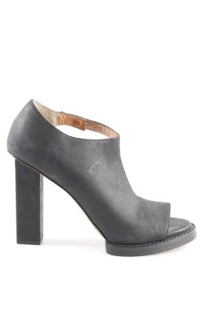 & other stories High Heel Sandaletten anthrazit Casual-Look