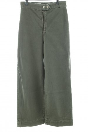 & other stories High Waist Jeans khaki Casual-Look