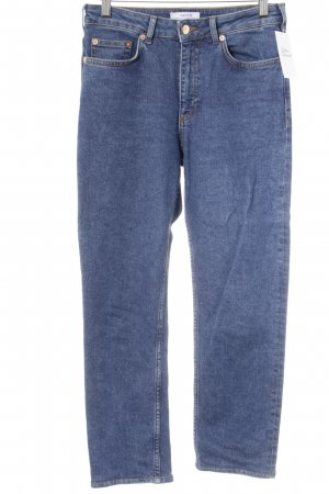 & other stories High Waist Jeans blau Casual-Look