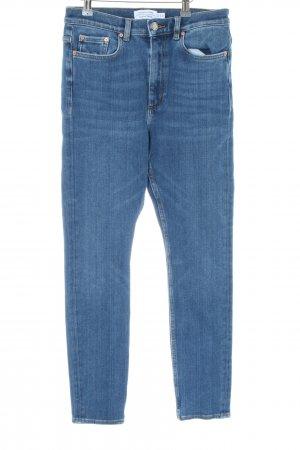 & other stories Jeans a vita alta blu stile casual