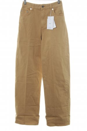 & other stories High Waist Jeans camel Casual-Look