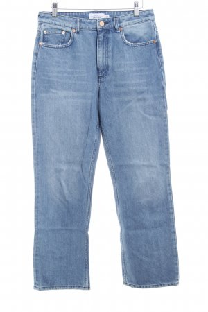 & other stories High Waist Jeans himmelblau Casual-Look