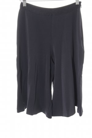 & other stories High-Waist-Shorts dark blue simple style