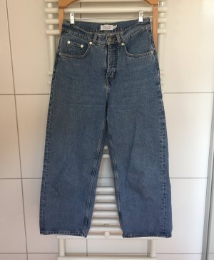 & Other Stories Highwaist Jeans Culotte