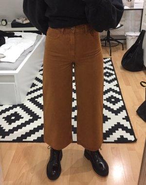 & Other Stories Highwaist Jeans Culotte 25 NEU