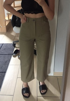 & Other Stories Highwaist Jeans Culotte 34