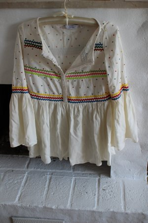 Other Stories Hippie Bluse