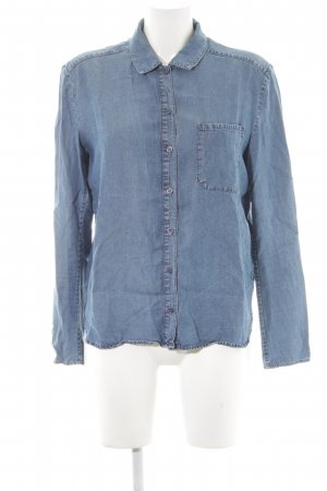 & other stories Jeansbluse blau Casual-Look