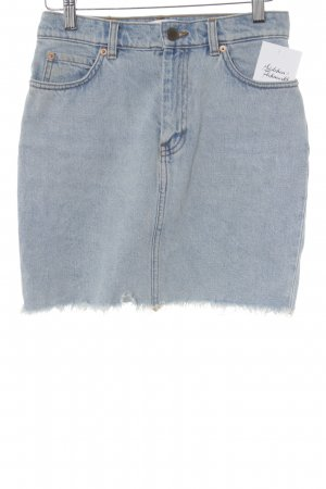 & other stories Jeansrock himmelblau Jeans-Optik