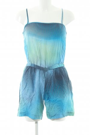 & other stories Jumpsuit abstraktes Muster Beach-Look