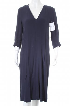 & other stories Kaftan dunkelblau minimalistischer Stil