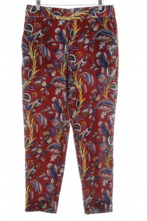 & other stories Karottenhose florales Muster Casual-Look