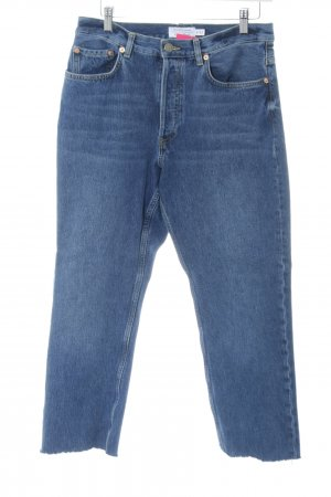 & other stories Wortel jeans blauw casual uitstraling