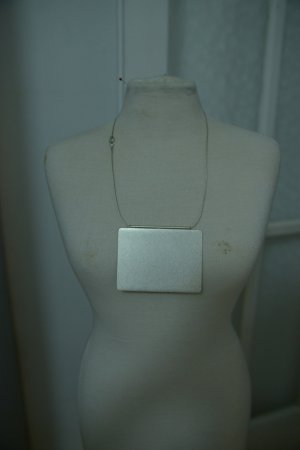 & other stories Collier argenté