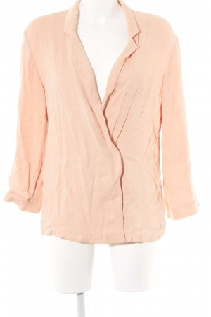 & other stories Kurz-Blazer apricot Webmuster Casual-Look