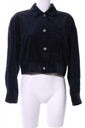 & other stories Giacca corta blu scuro stile casual